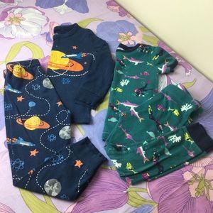 Old Navy 2 Kids Pijamas Sets 2T Boy